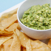 Img 1308 avocado salsa with pan roasted cumin and homemade tortilla chips 750