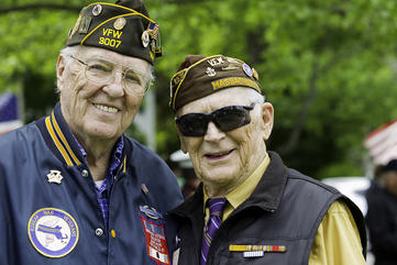 The long term care benefit for veterans and their families 103044012