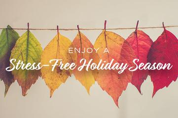 9 enjoy a stress free holiday season fairborne
