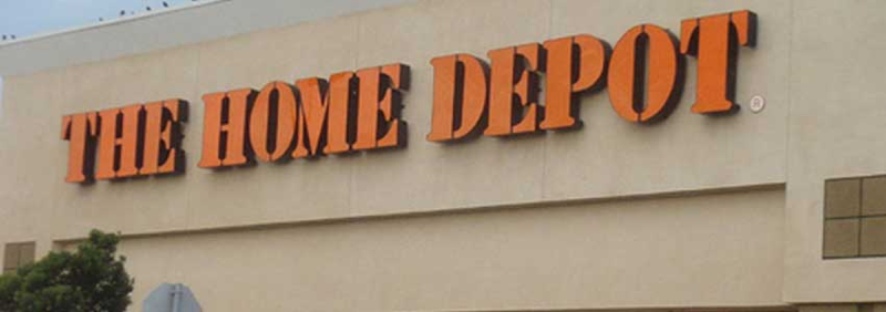 Home Depot Undercover