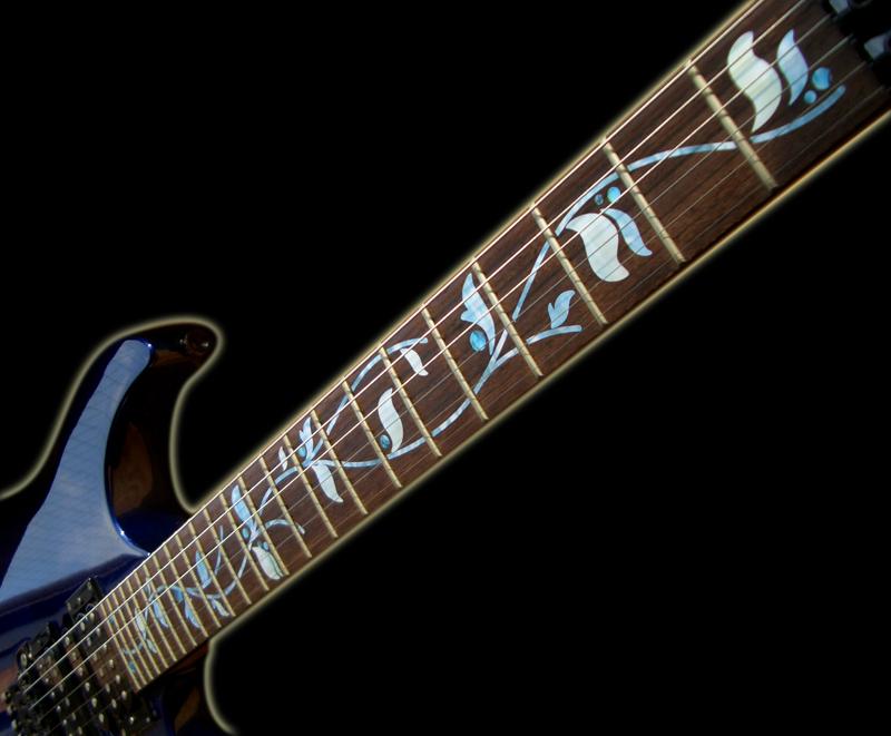 Tree Of Life Custom Fret Markers Inlay Sticker Guitar EBay