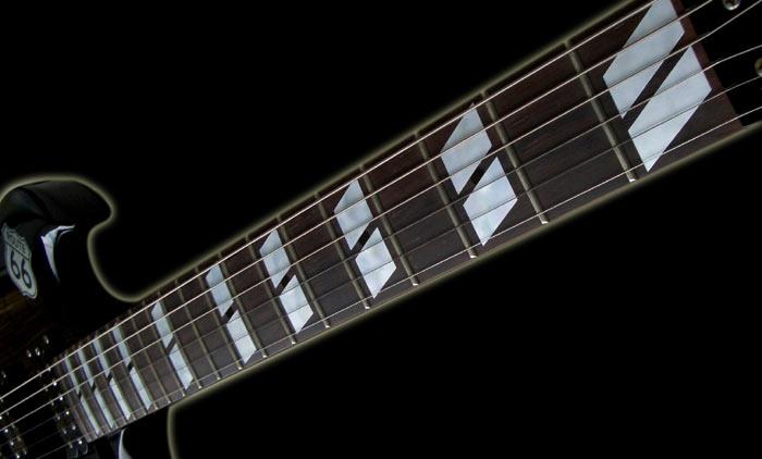 ES175 gibson inlay