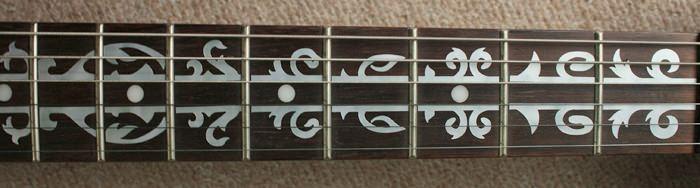 Bob Weir Vine Ibanze Guitar