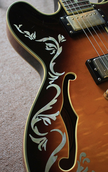 Bob Weir Cowboy Fancy Ibaneze