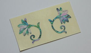 flower Bridge Inlay