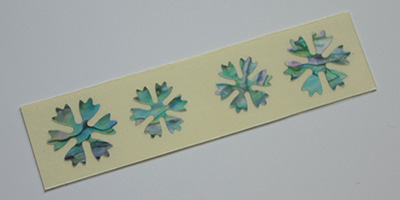 snow Bridge Inlay