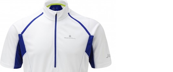 Ronhill Trail SS Zip Tee