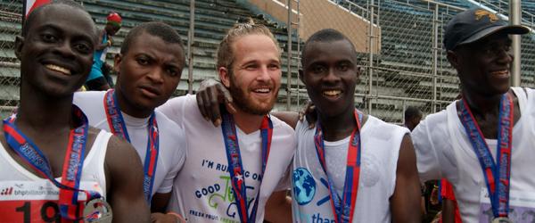 LIberia Marathon 2013