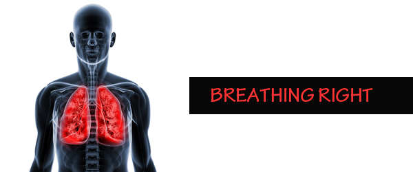 Breathe Right -  breathing for running