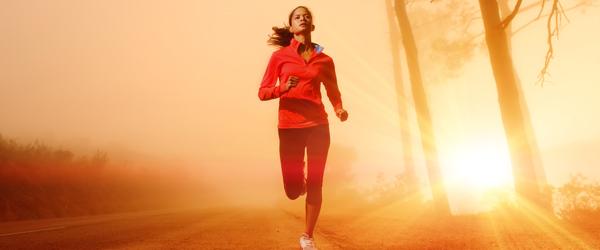 Make running go faster