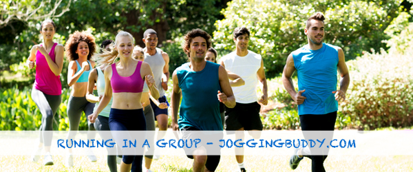 Running in a group
