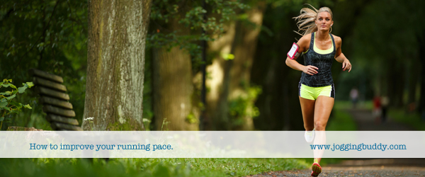 improve your running pace