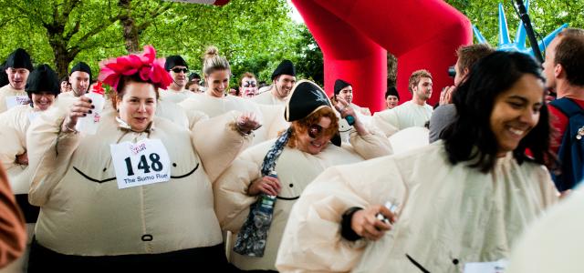 Sumo Run 2012