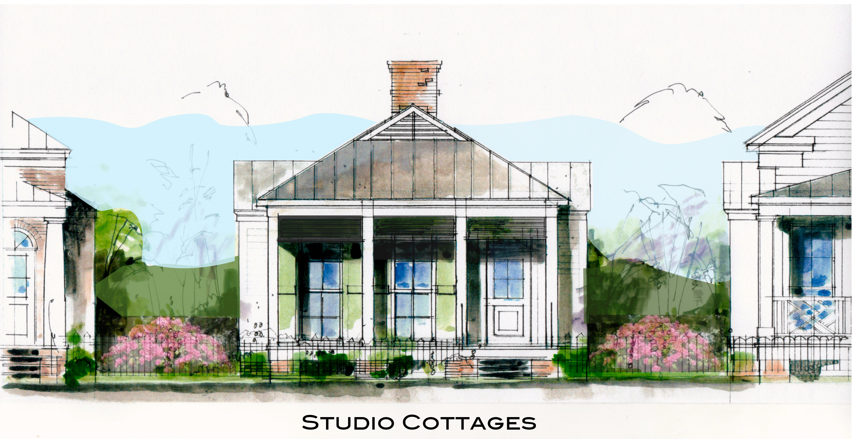 Studio cottages fcr
