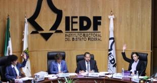 IEDF discutirá plataformas de candidatos independientes