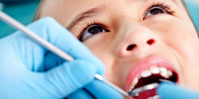 problemas dentales en ninos