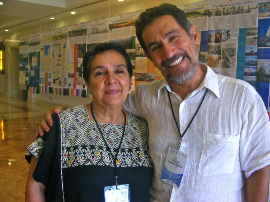 Foto 1. Con Dra Muñoz