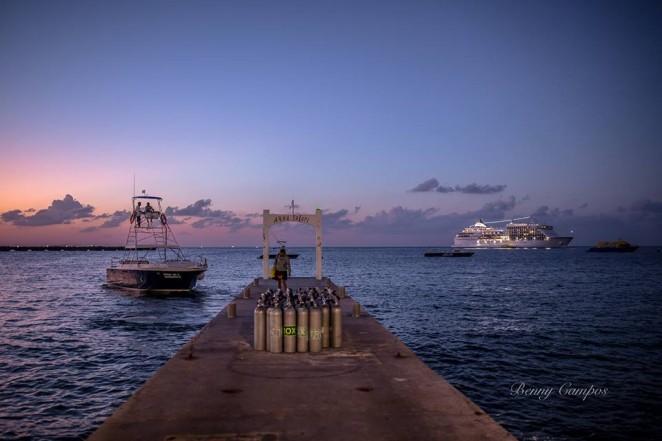 Foto 2 Cozumel entre el turismo de pernocta y el crucero