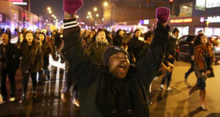 protesta chicago
