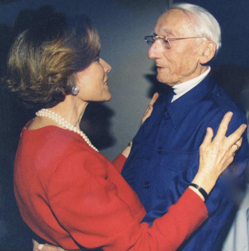 Foto 5 Con el Capitan Cousteau