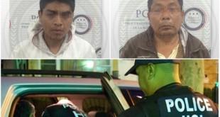 Detenidos por Trata