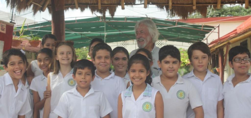 FOTO 2 Educación Ambiental, Embajadores