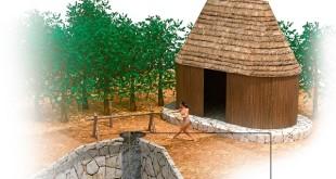 deposito agua mayas