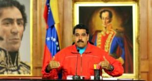 Maduro votaciones