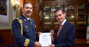 EPN informe del Estado Mayor