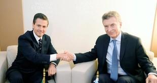 EPN y Macri