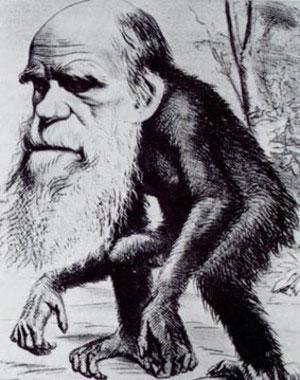 Foto 2 caricatura-darwin