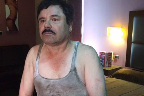 Chapo recaptura
