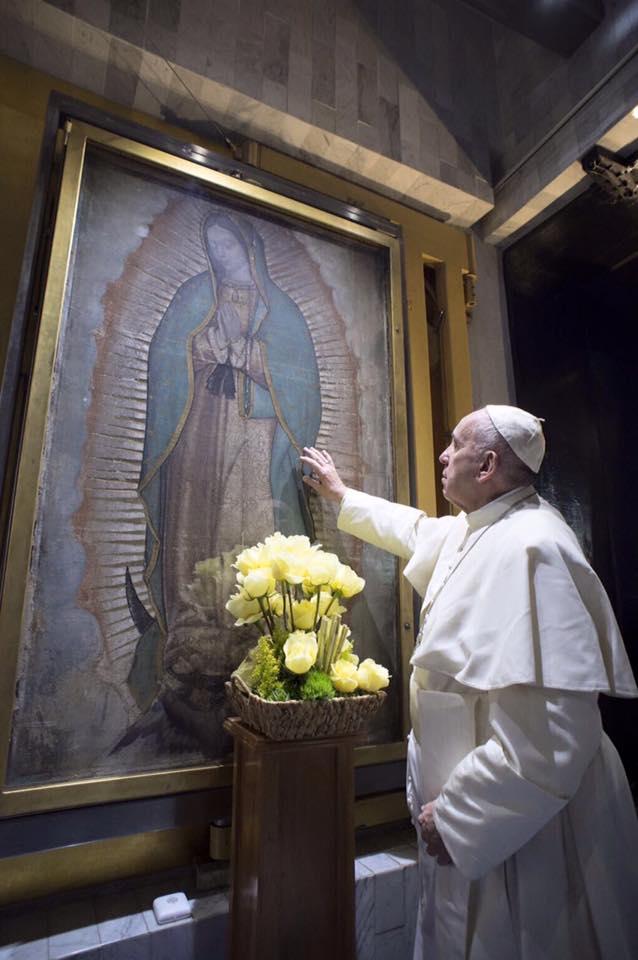 Foto 3 El Papa y la Gdpana