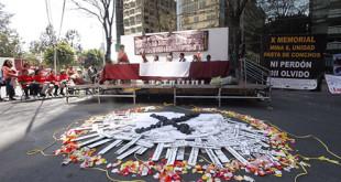 Protesta 10 años pasta de conchos