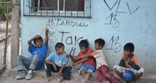 pobreza en niños mexicanos