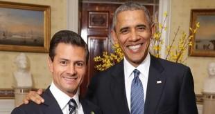 EPN y Obama en Casa Blanca