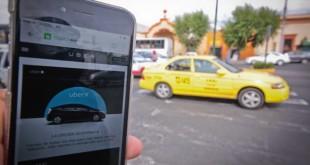 Uber en México