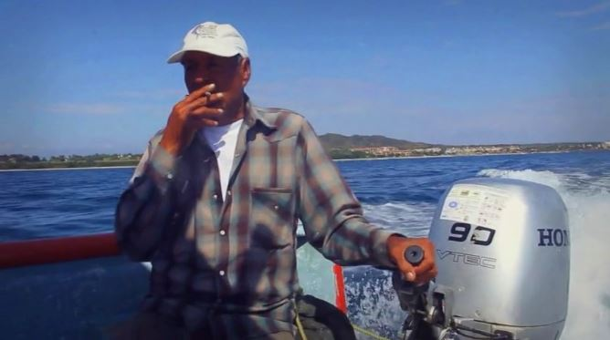 Foto 1 Don Justino pescador
