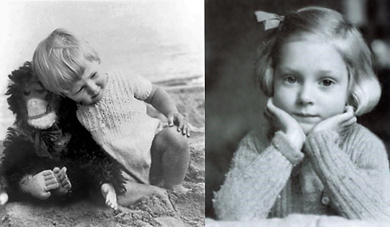 Foto 2 Jane Goodall infancia
