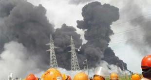 explosión Coatzacoalcos