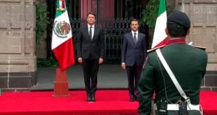 EPN y Renzi