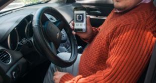 Uber servicio