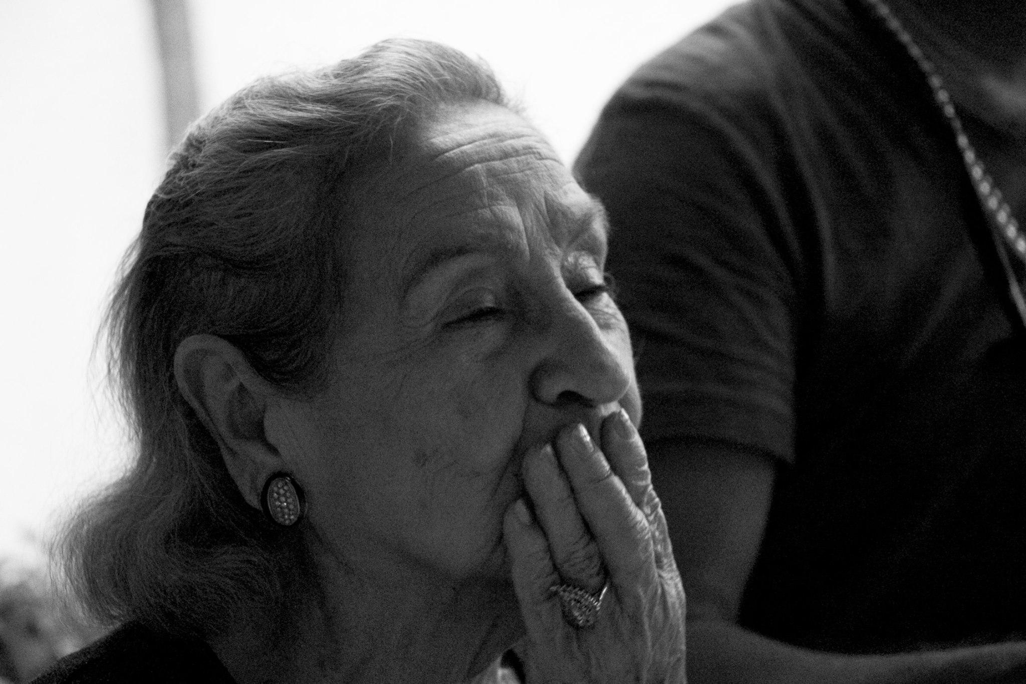 Foto 1 Carmela 91 años.
