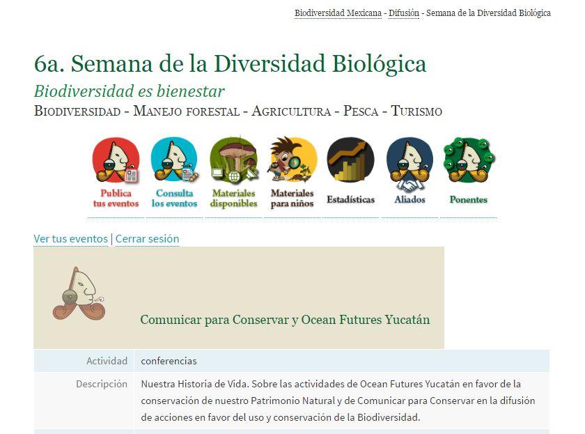 Foto 4 6a semana sobre la biodiversidad biologica