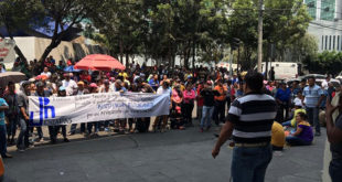 protesta INEE