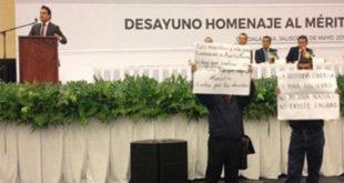 protesta maestros oaxaca