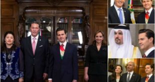 EPN embajadores