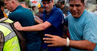 manifestacion venezuela