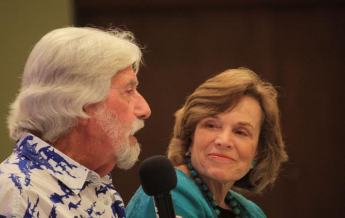 Foto 3 JMC y Sylvia Earle en Cozumel