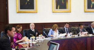 reunion gabinete